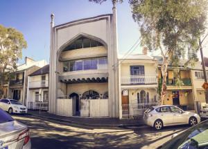 King Faisal Mosque_Surry Hills