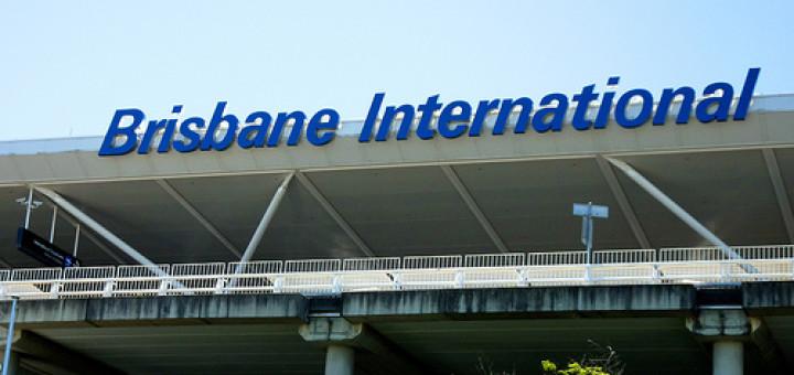 Brisbane International Airport Terminal Musalla Go Pray